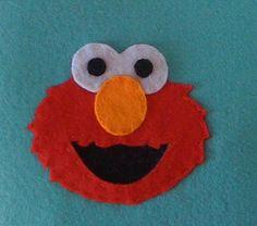 Sesame Street tic tac toe game set staring Elmo!