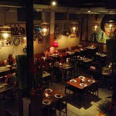 Mama San Kitchen Bar & Lounge in Badung, Bali
