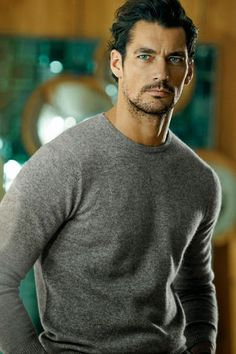David Gandy for M&S F/W 2014 Campaign (Pictures Update) ~ David James Gandy