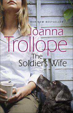 The soldier's wife – Joanna Trollope (Жената на војникот – Џоана Тролоп) #books http://www.kafepauza.mk/zanimlivosti/kniga-zhenata-na-vojnikot-djoana-trolop/