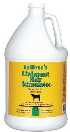 LINIMENT HAIR STIMULATOR 16OZ ORMD by SULLIVAN SUPPLY. $23.61. LINIMENT HAIR STIMULATOR 16OZ ORMD
