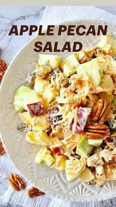 Healthy Salads, Healthy Dinner Recipes, Vegetarian Recipes, Cooking Recipes, Delicious Salad Recipes, Super Healthy Recipes, Clean Eating Recipes, Eating Raw, Healthy Eating