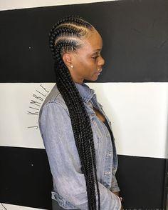 Lemonade feed in braid ponytail hairstyles 2018 Should Try - Fashionuki Feed In Braids Ponytail, Feed In Braids Hairstyles, Braided Ponytail, Twist Braids, Girl Hairstyles, Braided Hairstyles, Twists, Hairstyles 2018, Cornrows