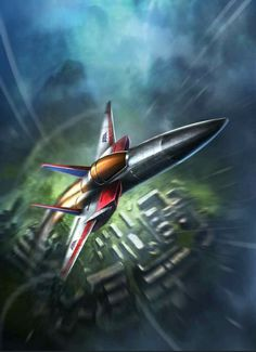 Decepticon Starscream Artwork From Transformers Legends Game