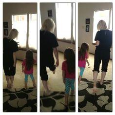 Dance the letters with #Bokwa.  Mommy.Nanny.Guru.