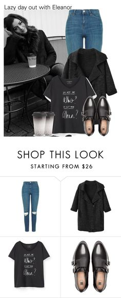 """276."" by elms94 ❤ liked on Polyvore featuring Topshop, Violeta by Mango, Pull&Bear and Wedgwood"