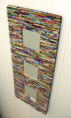 Recycled paper...so cool!