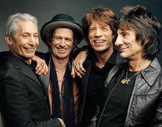 Buenos días! Se confirma la visita de los Rolling Stones para el mes de Marzo. Muy pronto se darán a conocer fechas y el lugar.