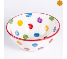 Cuenco  Consigue esta cerámica decorada en nuestras tiendas y en la web Descubre esta cerámica original en la tienda on-line o en nuestras tiendas físicas. Si deseas adquirir esta cerámica al por mayor, contacta con nosotros