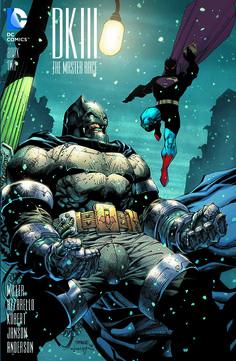 """Dark Knight III: The Master Race 2"" variant"