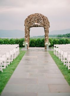 #canopy Photography: Arielle Doneson Photography - AriellePhoto.com Read More: http://www.stylemepretty.com/2012/10/24/hudson-valley-wedding-from-arielle-doneson-photography/