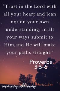 Encouraging Bible Verses - Empowering with Hope