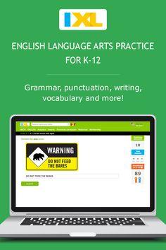 Welcome to IXL's grade 3 English language arts page. Practise English language arts online with unlimited questions in 114 grade 3 English language arts skills.