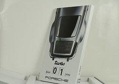 Eeuwigdurende kalender 911 Turbo