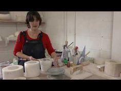 School of Art Demonstration: Slip Casting Functional Forms - YouTube
