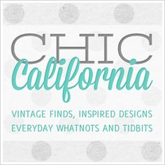 DIY Silhouette Art Using Thrift Store Frames - Chic California