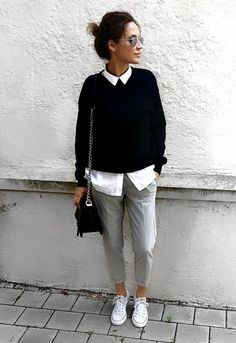 30 Street Style Outfits To Inspire - Game of Spoons