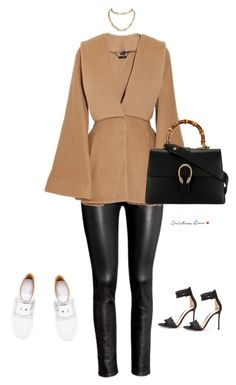 Designer Clothes, Shoes & Bags for Women Dressy Outfits, Cute Outfits, Fashion Outfits, Womens Fashion, Fashion Trends, Fall Winter Outfits, Winter Fashion, Zeina, Casual Tops For Women