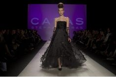 Stephen Caras fall-winter 2013 collection at World Mastercard Fashion Week. (Keith Beaty/Toronto Star) #style #runway