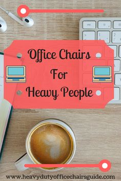 Check out the best office chairs for heavy people that can support your weight and reduce back pain.