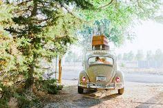 Rustic vintage Arizona wedding   photo by Daniel Kim Photography   100 Layer Cake