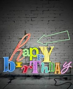 Most popular tags for this image include: colours, happy birthday and wall