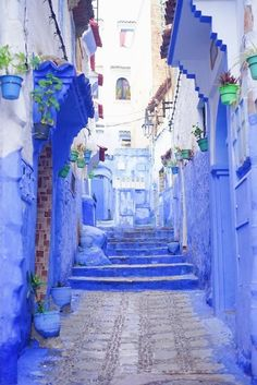 Cool Places To Visit, Places To Travel, Places To Go, Wonderful Places, Beautiful Places, Blue City, Places Around The World, Belle Photo, Dream Vacations