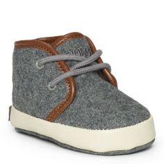 Ethan Mid Sneaker - Baby Boy Shoes - Ralph Lauren UK