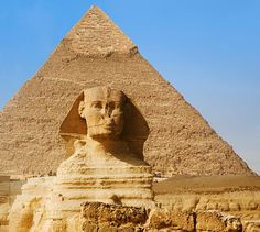 There is something mysterious about Egypt and would love to go there one day.