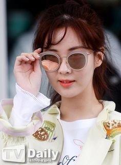 SNSD SeoHyun is off to Bali, Indonesia!