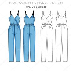 Fashion Design Sketchbook, Fashion Design Drawings, Fashion Sketches, How To Make Clothes, Diy Clothes, Hijab Mode Inspiration, Fashion Drawing Tutorial, Dress Design Drawing, Clothing Sketches