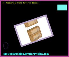 Free Woodworking Plans Barrister Bookcase 183745 - Woodworking Plans and Projects!