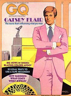 Gentlemen's Quarterly, March 1974