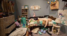 'A New Novel,' an Art Show and Book by Bjarne Melgaard - NYTimes.com