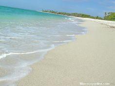 Bellas playas en Morrocoy