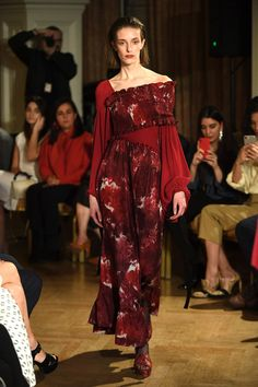 """At Istanbul Fashion Week, a Push to Move From """"Made in Turkey"""" to """"Designed in Turkey"""""""