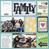 A Project by ronagavino from our Scrapbooking Gallery originally submitted 04/14/12 at 03:27 AM
