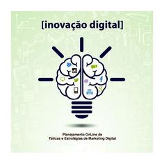 Inovação Digital é o que presenciamos no mercado atual: novos consumidores produtos relacionamentos e experiências que obrigam pessoas e organizações a pensarem e inovarem a partir do digital. Se você quer saber mais sobre isso: aguarde o pré-lançamento do meu livro - Inovação Digital .