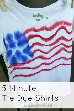 how to make tie dye 4th of july cupcakes