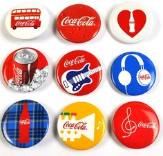 Coca-Cola Coke Pins Lapel Pins Buttons Japan many motifs Olympics London 2012