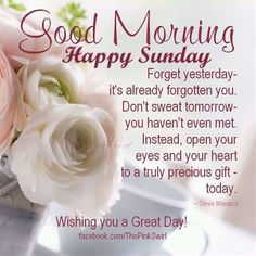 230013 Good Morning Happy Sunday Gifgif 500580 Morning Quotes