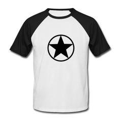 stjerne T-skjorte   Spreadshirt   ID: 4992521
