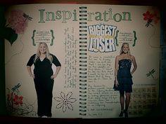 Idea:Use SMASH* as a fitness inspiration journal
