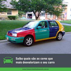 Um dos principais critérios na hora de escolher um carro novo, além da marca, modelo e preço, é a cor. Veja na matéria: https://www.consorciodeautomoveis.com.br/noticias/as-cores-que-mais-desvalorizam-o-seu-carro?idcampanha=206&utm_source=Pinterest&utm_medium=Perfil&utm_campaign=redessociais