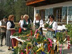 Ostern - Freilichtmuseum