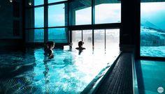 Sky Pool im ALPENWELT RESORT **** #wellness #wellnesshotel #spa #package #hotel…