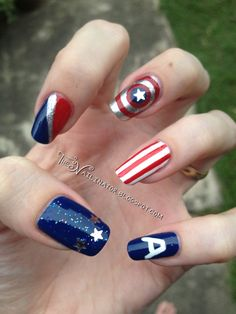 Captain America | The Nailinator