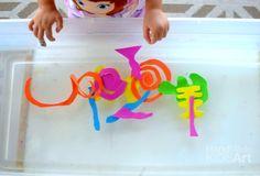 Matisse Inspired Creative Water Play