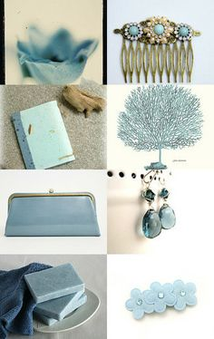 Powder blue treasures