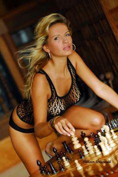 chessblog.com - Alexandra Kosteniuk de Chess Blog